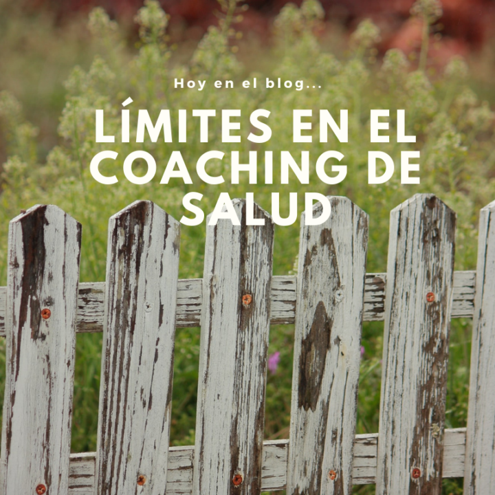 Límites en el Coaching de Salud