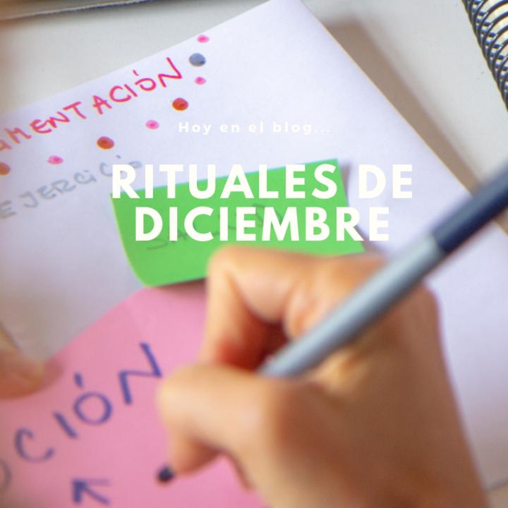 Rituales de Diciembre